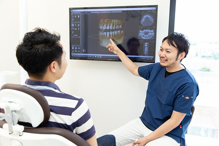 歯科用3DCTを導入